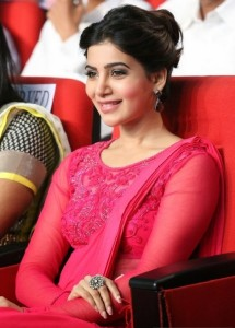 Samantha At Autonagar Surya Movie Audio Launch Photos 8