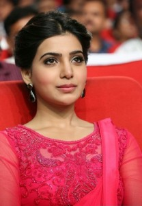 Samantha At Autonagar Surya Movie Audio Launch Photos 9