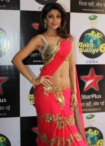 Shilpa Shetty At Nach Baliye 6 Grand Finale Pictures