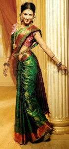 Shruti Hassan Latest Kalanjali Ad Photshoot Photos
