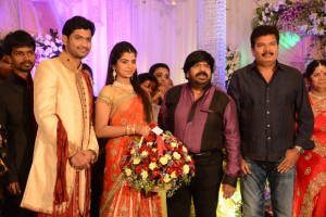 Simbu Sister llakkiya Wedding Reception Photos Gallery 11