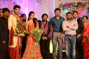 Simbu Sister llakkiya Wedding Reception Photos Gallery 4