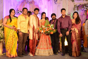 Simbu Sister llakkiya Wedding Reception Photos Gallery 7