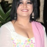 Sona Latest Hot Cleavage Show Photos