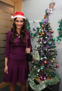 Actress Sonam Kapoor Unseen Christmas Event Picturues Gallery