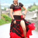 Taapsee Latest Hot Navel Show Photos