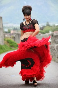 Taapsee Latest Hot Navel Show Photos 5