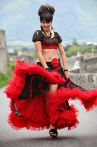 Taapsee Latest Hot Navel Show Photos 6