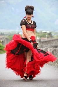 Taapsee Latest Hot Navel Show Photos 7