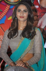 Vaani Kapoor Hot Navel Photos At Aaha Kalyanam Movie Press Meet 11