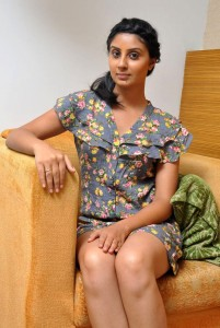 Varudu Movie Actress Bhanusri Mehra Hot Thighs Show Photos