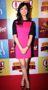 Actress Yami Gautam Pictures At Love Story Again Movie Final Audition