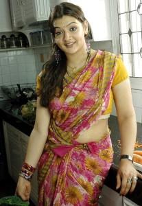 Aarthi Agarwal Hot Saree Photos Gallery