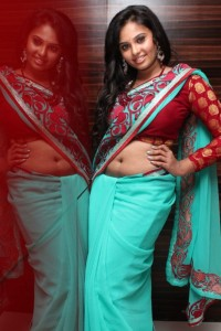 Aarushi Sexy Navel Images