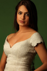 Aditi Agarwal Sexy Cleavage Show Pics