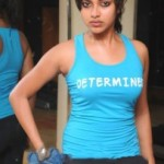 Actress Amala Paul Hot Gym Workout Photos