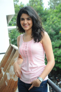 Deeksha Seth Latest Smiling Pics