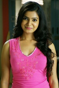 Samantha Cute Pics in Pink Dress