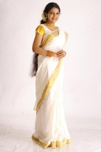 Vandana Menon Sexy Images in Saree