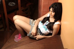 Adah Sharma Hot Photos in Shorts