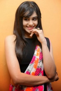 Actress Adah Sharma Hot Pics At Heart Attack Movie Audio Success Meet