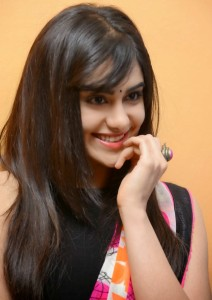 Adah Sharma Cut Smiling Pictures