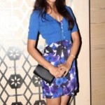 Aditi Chengappa Hot Photos in Mini Skirt