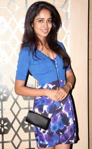 Aditi Chengappa Hot Pics in Mini Skirt