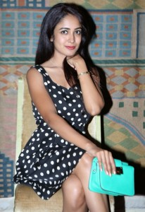 Aditi Chengappa Hot Legs Show Photos