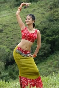 Aditi Sharma Hot Navel Show Stills