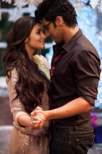 Alia Bhatt Latest Romantic Pictures in 2 States Movie