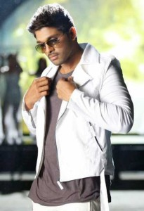 Allu Arjun New Stylish Pictures From Race Gurram Movie