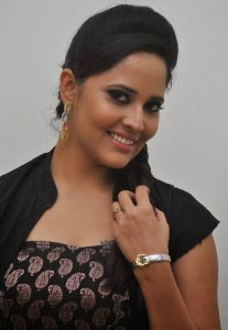 TV Anchor Anasuya Latest Picturues At Legend Movie Audio Release Function Event