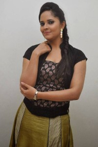 Anasuya Photos At Legend Movie Audio Launch 10