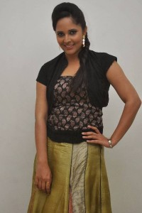 Anasuya Photos At Legend Movie Audio Launch 14