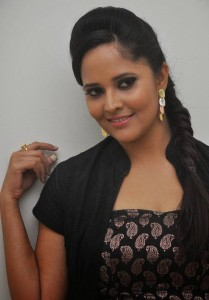 Anasuya New Sexy Pics At Legend Movie Audio Launch