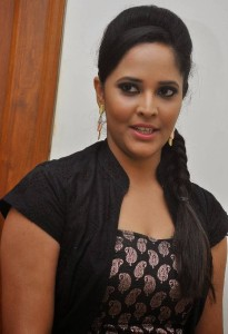 Anasuya Latest Stills At Legend Movie Audio Launch