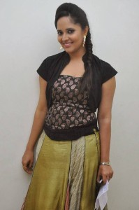Anasuya Photos At Legend Movie Audio Launch 7