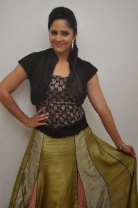 Anasuya Photos At Legend Movie Audio Launch 8