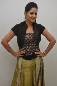 Anasuya Photos At Legend Movie Audio Launch 9