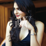 Andrea Jeremiah JFW Magazine Photos