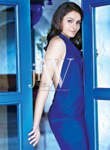 Actress Andrea Jeremiah JFW Magazine Hot Photos