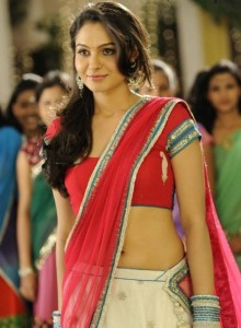 Actress Andrea Jeremiah New Hot Navel Show Images