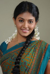 Actress Anjali Latest Cute Saree Pictures
