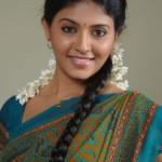 Anjali Latest Cute Saree Photos Gallery