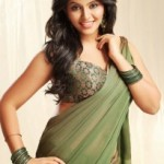 Anjali Latest Sexy Photoshoot Images in Saree
