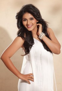 Anjali Unseen Hot Spicy Photoshoot Pics in White Dress