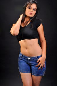 Anuhya Reddy Hot Navel Photos Gallery 14