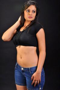 Anuhya Reddy Hot Navel Photos Gallery 15