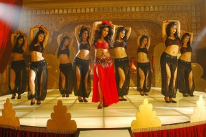 Chitrangada Singh Spicy Dancing Stills in Anjaan Tamil Movie